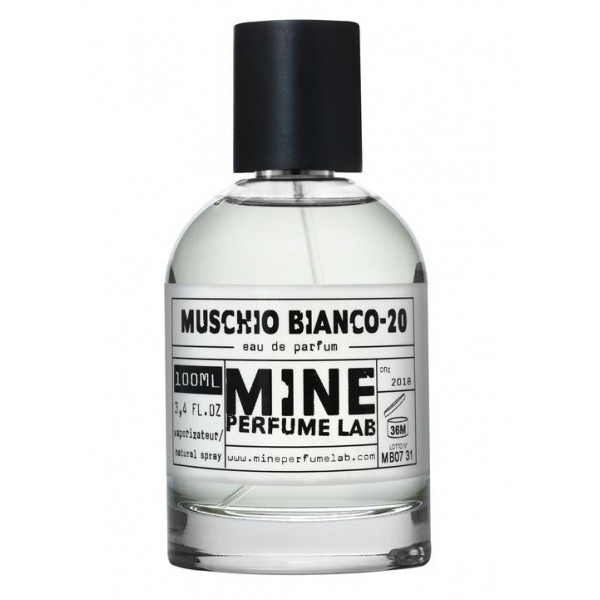 Mine Perfume Lab Italy Muschio Bianco-20